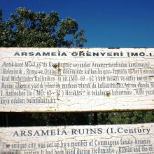Arsameia Ören Yeri (Nymphaios Arsameia\'sı)